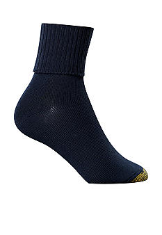 Gold Toe® Casual Cuff Socks with Aqua Fx
