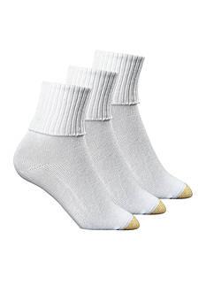 Gold Toe Bermuda FX Socks- 3 Pair Pack