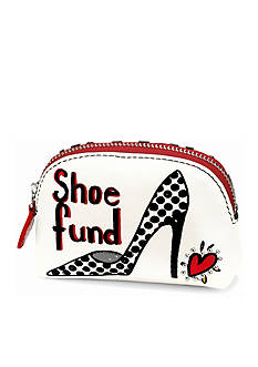 Brighton Shoe Fund Mini Coin Purse