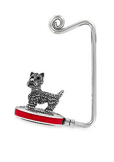 Brighton Fashionista Scotty Handbag Hook