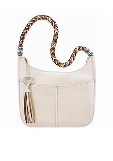 Brighton Barbados Ziptop Hobo Bag