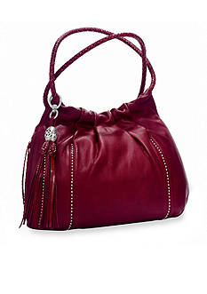 Brighton Greta Pleated Hobo