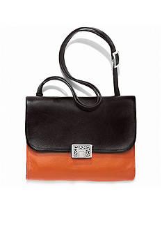 Brighton Kennedy Flap Messenger Bag
