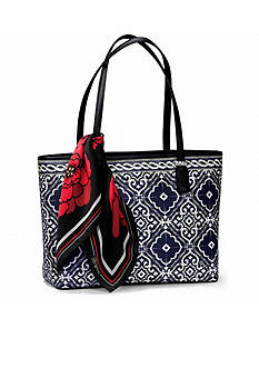 Brighton Brianne Medium Scarf Tote