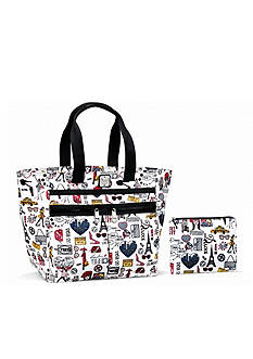Brighton Lock-It Super Tote