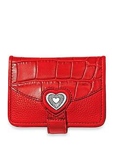 Brighton Bellisimo Heart Small Wallet