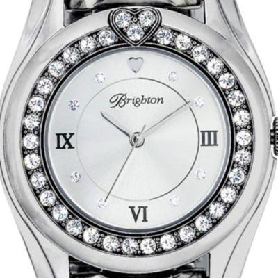 Women: Brighton Accessories: Silver Brighton DANA POINT WATCH