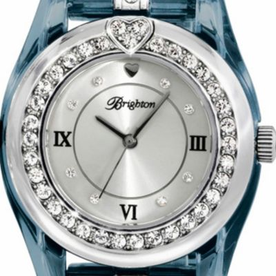 Women: Brighton Accessories: Silver/Blue Brighton DANA POINT