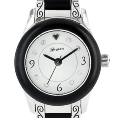 Watches for Women: Black Brighton Women's Baby Brooklyn Timepiece Watch