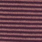Women: Hue Accessories: Burgundy Stripe HUE Ultrasmooth Socks - Single Pair