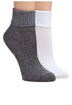 HUEtopia Turncuff Sock
