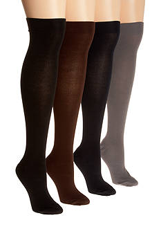 HUE Basic Knee Sock