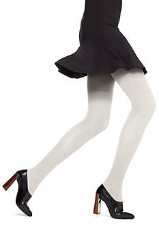 HUE Classic Rib with Control Top Tights