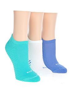 HUE Air Cushion No Show Socks