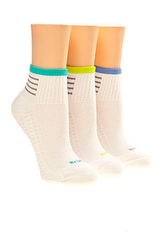 HUE Air Cushion Mini Crew Socks
