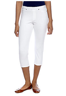 HUE The Original Jeans Capri Leggings