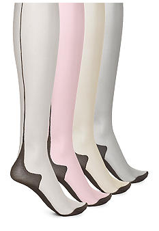 HUE Backseam Sheer Tights