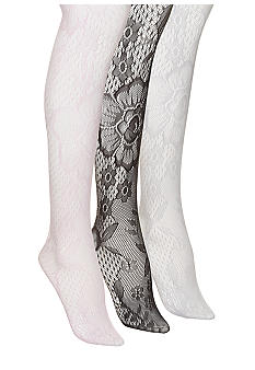 HUE Net Bloom Tights