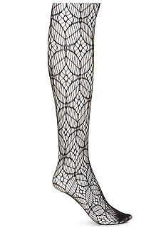 HUE Geo Net Tights