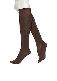 HUE Massaging Sole Knee Sock