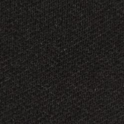 Dress Socks: Black HUE Resort Liner Socks - Single Pair