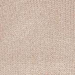 Womens Socks: Cream HUE Classic Cool Temp Liner - Single Pair
