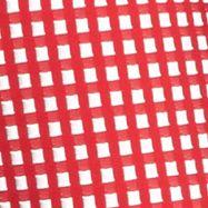 Women: Hue Pants: Tango Red HUE Checkered Knit Capri Leggings