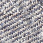 Women's Hosiery & Socks: Women's Socks: Navy HUE Tweed Twist Ribbed Boot Socks - Single Pair