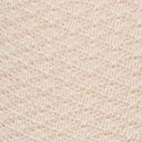 Dress Socks: Ivory HUE Diamond Texture Knee Socks - Single Pair