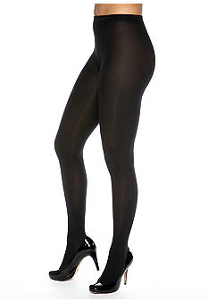 HUE Sueded Opaque Tights With Control Top