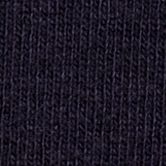 Womens Socks: Navy HUE Basic Anklet Sock