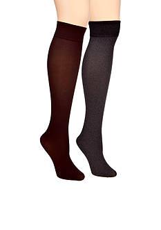 HUE Soft Opaque Knee High