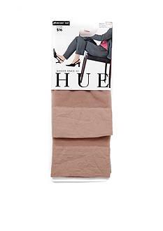 HUE 2-Pair Pack Sheer Knee High Stockings
