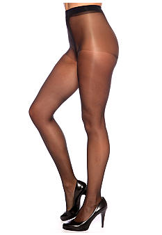 HUE Clear Control Sheer Pantyhose