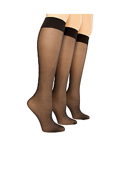 HUE Trouser Sock 3-Pack