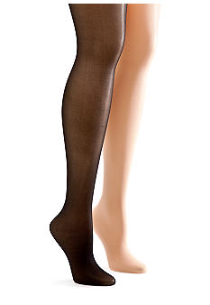 Calvin Klein Active Sheer Panty Hose with Control Top