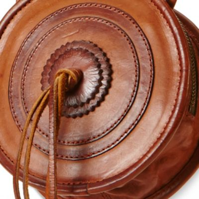 Handbags & Accessories: Frye Handbags & Wallets: Cognac Frye Layla Concho Circle Crossbody