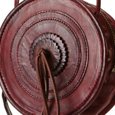 Handbags & Accessories: Frye Handbags & Wallets: Bordeaux Frye Layla Concho Circle Crossbody