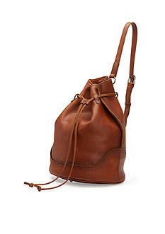 Frye Cara Bucket Backpack