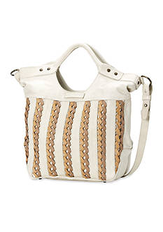 Frye Tricia Weave Shoulder Bag