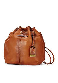 Frye Jenny Mini Drawstring Backpack