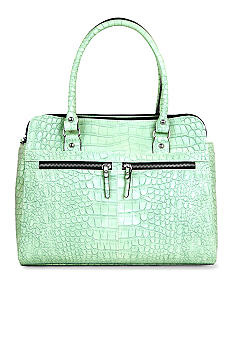 New Directions Claire Croco Satchel