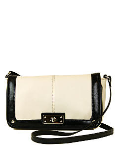 New Directions Hartley Flap Crossbody