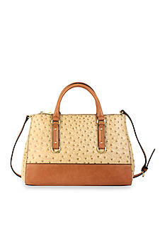 New Directions Kilely Two Tone Satchel