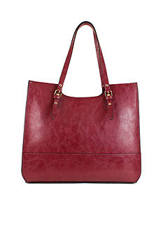 ND New Directions Dakota Double Shoulder Tote