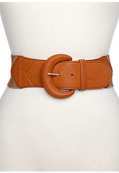 Lauren Ralph Lauren Sparkly Stretch Belt