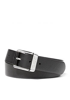 Polo Ralph Lauren Perforated Leather Belt