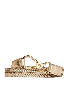 Lauren Ralph Lauren Tubular Stretch Belt