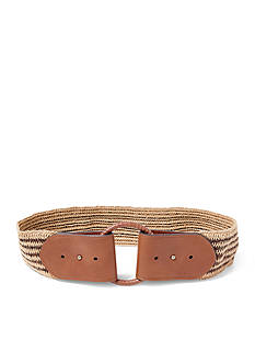 Ralph Lauren O-Ring Stretch Belt