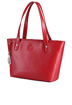 Lauren Ralph Lauren Newbury Leather Shopper